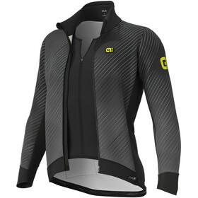 Alé Cycling PR-S Storm Giacca Uomo, nero/grigio
